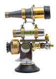 Steampunk device. Royalty Free Stock Photo