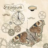 Steampunk Stock Image