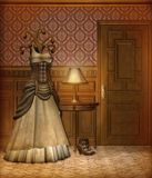 steampunk för landskap 5 Royaltyfri Fotografi
