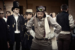 Steampunk Royalty Free Stock Photo