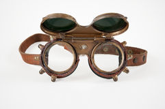 Steampunk goggles Royalty Free Stock Images