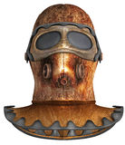 Steampunk headgear Stock Image
