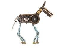 Steampunk horse Stock Photo