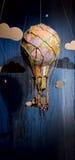 Steampunk Hot Air Balloon Stock Photos