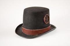 Steampunk kapelusz Obrazy Stock