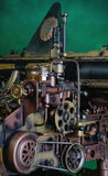 Steampunk mechanism. Stock Photography