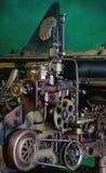 Steampunk mechanizm fotografia stock
