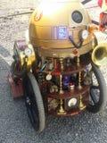 Steampunk R2-D2 stock photo