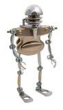 Steampunk robot. Stock Photos