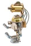 Steampunk Roboter Lizenzfreies Stockfoto