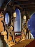 Steampunk scene Stock Photo