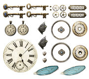 Steampunk selection