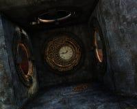 Steampunk Time Royalty Free Stock Photos