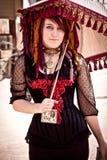 steampunk victoriana Zdjęcia Royalty Free