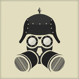 Steampunk - Vintage Character Design Royalty Free Stock Photos