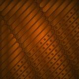 Steampunkachtergrond van dunne metaalplaten Royalty-vrije Stock Fotografie