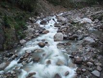 Steamroll-Fluss Lizenzfreies Stockfoto