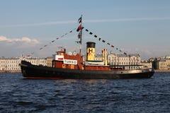 Steamship Stock Image