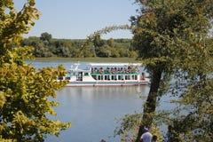 steamship Fotos de archivo