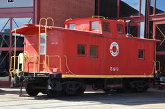 Steamtown National Historic Site Stock Image