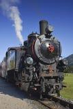 Steamtrain Fotos de archivo libres de regalías