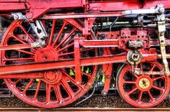 Steamtrain Royalty Free Stock Photo
