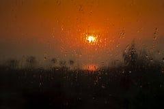 Steamy Sunrise Royalty Free Stock Photos