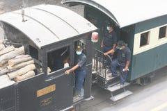 Stean train Stock Photography