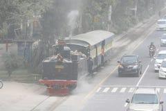 Stean train Royalty Free Stock Photo