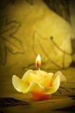 stearinljusört Royaltyfri Bild