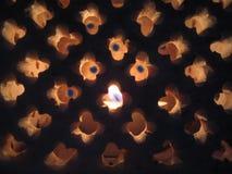 stearinljus Royaltyfria Foton