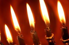 stearinljus royaltyfri fotografi