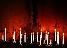 stearinljus Fotografering för Bildbyråer