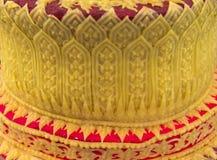 Stearinljuset inristar stöpningsskulptur Arkivbilder