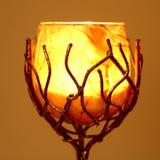 stearinljushållare royaltyfri foto