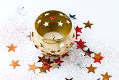 stearinljushållare Royaltyfri Fotografi