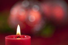 stearinljusred Fotografering för Bildbyråer