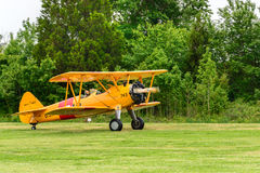 STEARMAN PT-17 KAYDET MULE Royalty Free Stock Photos