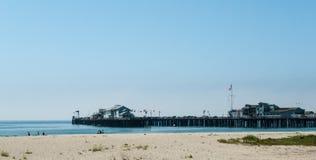Stearnswerf in Santa Barbara stock foto's