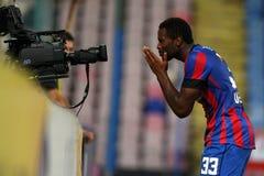 Steaua布加勒斯特CSU克拉约瓦 库存图片
