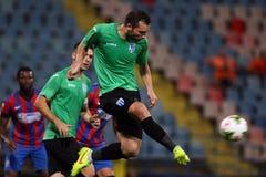 Steaua布加勒斯特CSU克拉约瓦 库存照片