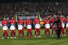 Steaua Βουκουρέστι Στοκ εικόνα με δικαίωμα ελεύθερης χρήσης