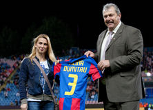 Steaua Βουκουρέστι Astra Ploiesti Στοκ Φωτογραφίες