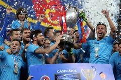 Steaua Boekarest Royalty-vrije Stock Foto