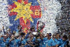 Steaua Boekarest stock foto