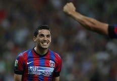 Steaua Boekarest Aktobe stock foto