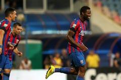 Steaua Boekarest CSU Craiova Stock Fotografie