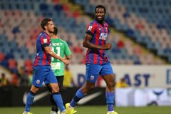 Steaua Boekarest CSU Craiova Royalty-vrije Stock Afbeelding