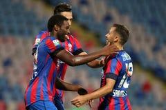 Steaua Boekarest CSU Craiova Royalty-vrije Stock Afbeeldingen