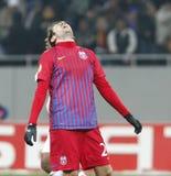 Steaua Boekarest Twente Stock Fotografie